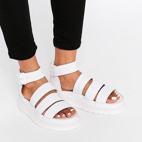 6b9b82cdd Dr. Martens Shoes - Doc Marten Clarissa Sandal